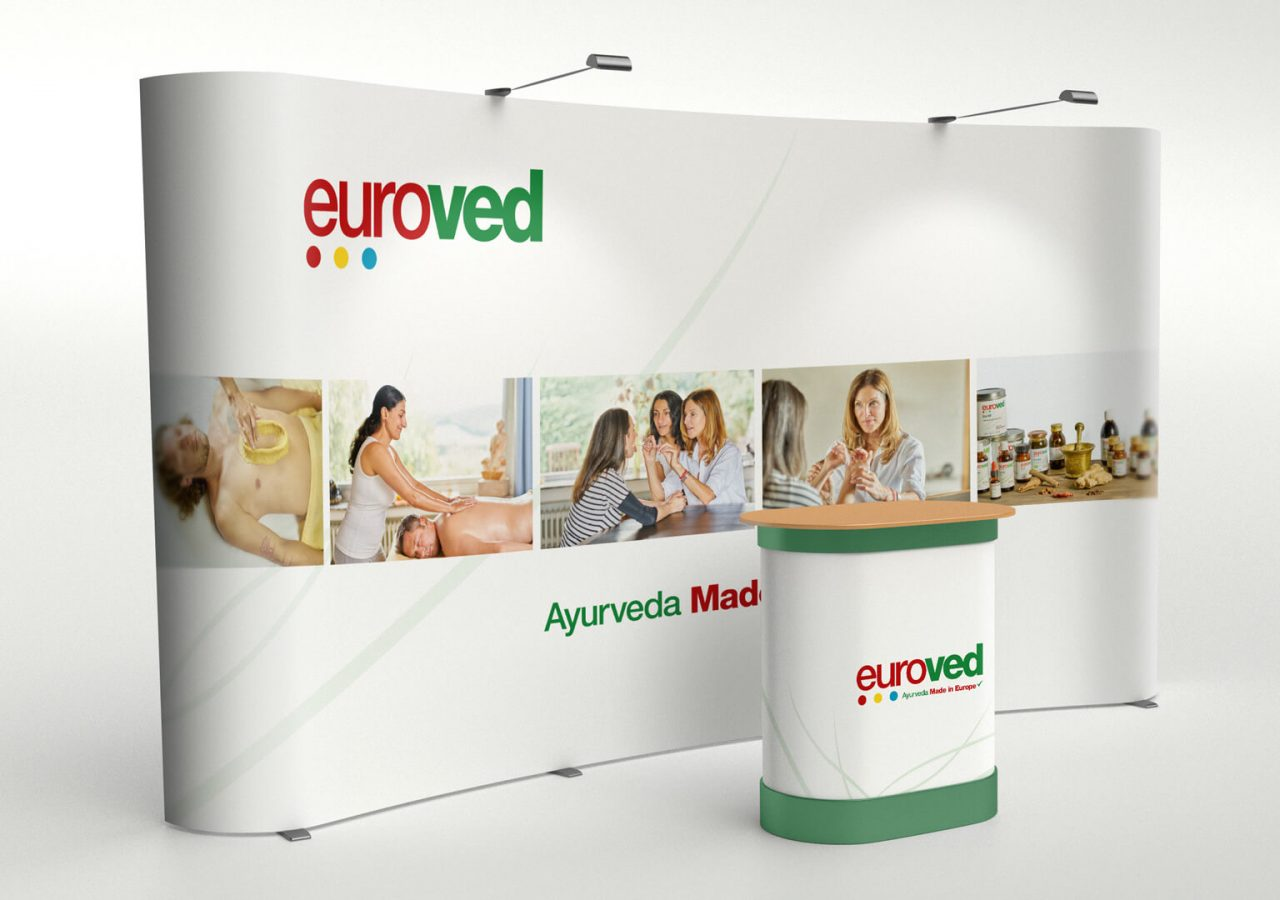 Messestand der Firma Euroved GmbH