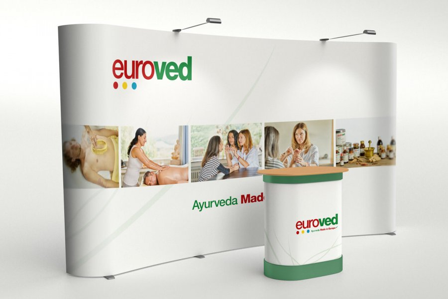 Euroved Messestand