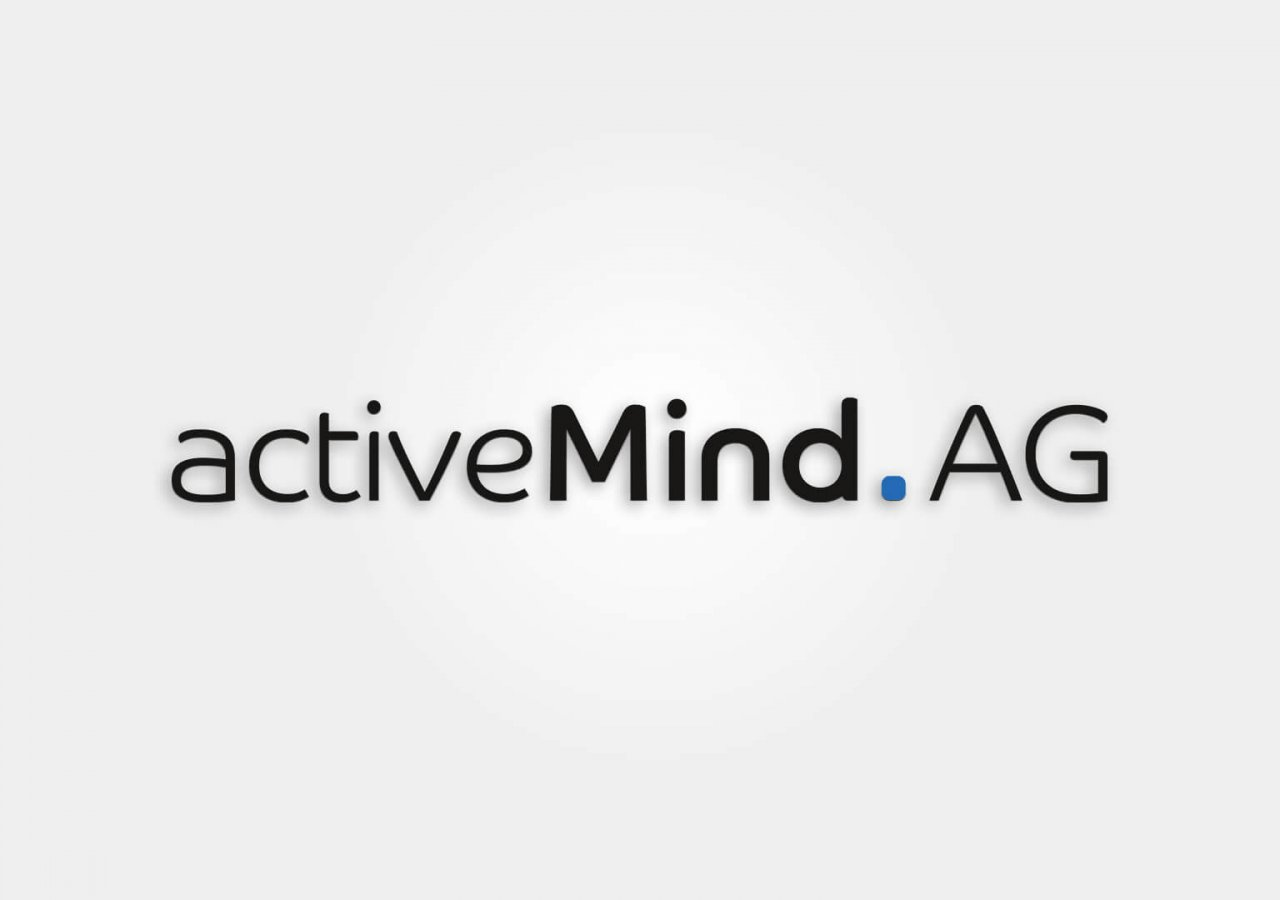 Neues activeMind AG Logo