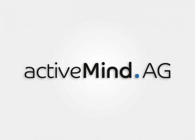 activeMind AG Logo Redesign