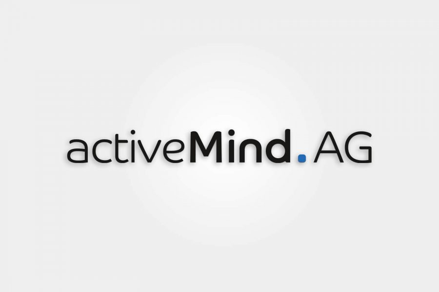 activeMind AG Logo Redesign