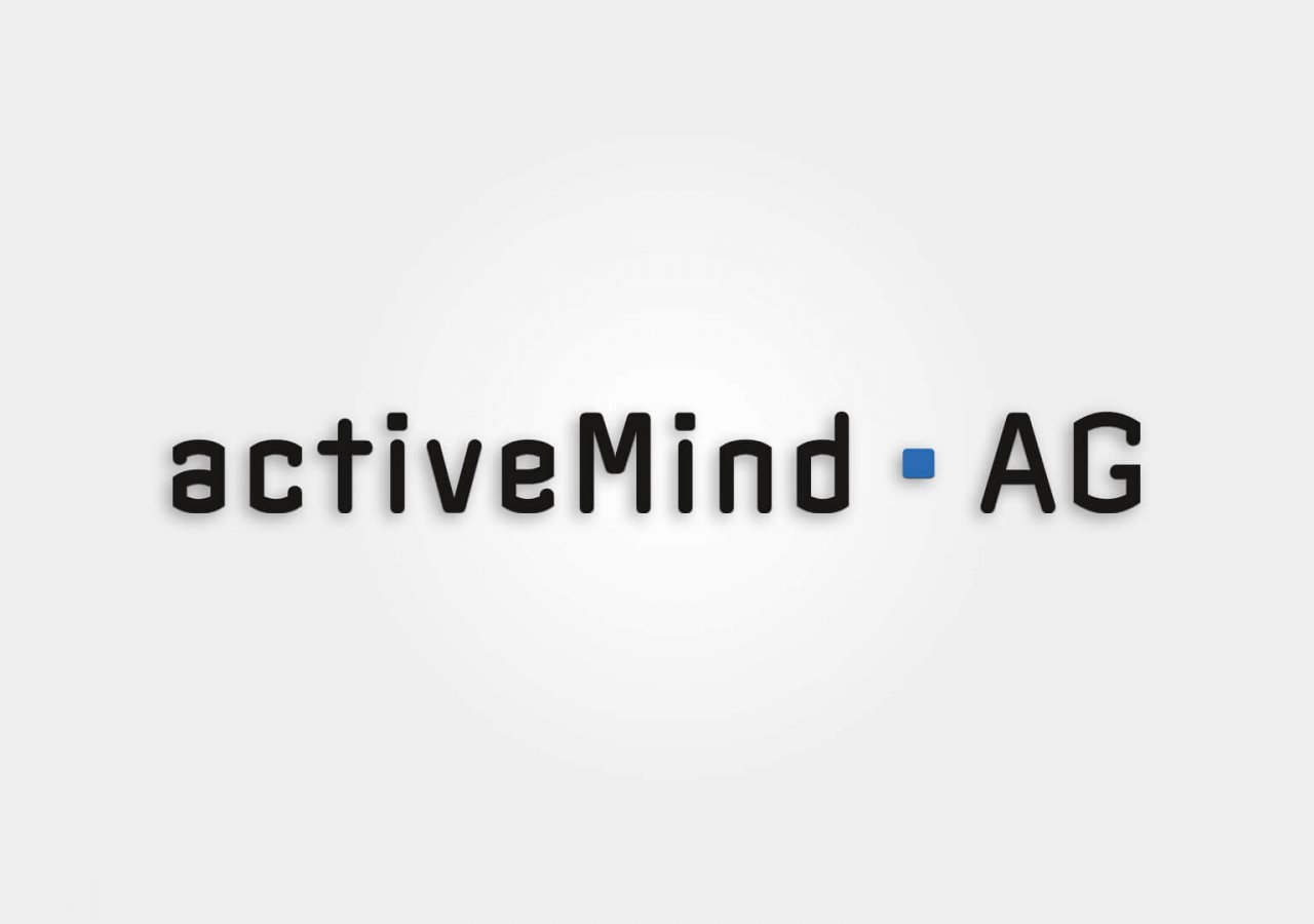 Altes activeMind AG Logo