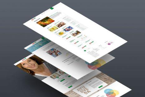 Neue Website von Euroved GmbH