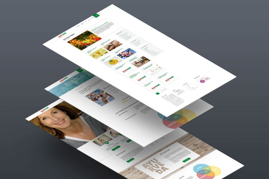 Ayurveda-Website